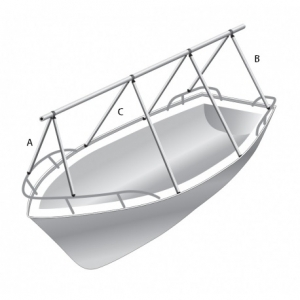 Boat covering systems