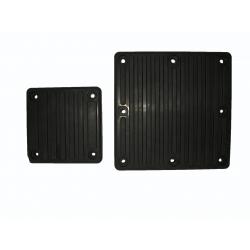 Rubber-pad 25X25 cm