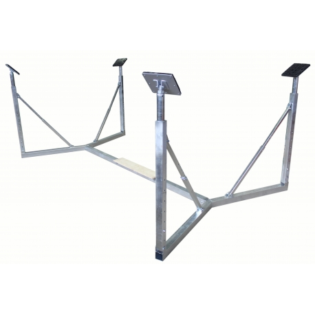 Boatcradle L 4, for 27-33 feet boats