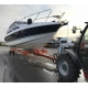 Hydraulic Boat Trailer 12 t