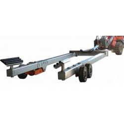 Hydraulic, yard- slipwaytrailers